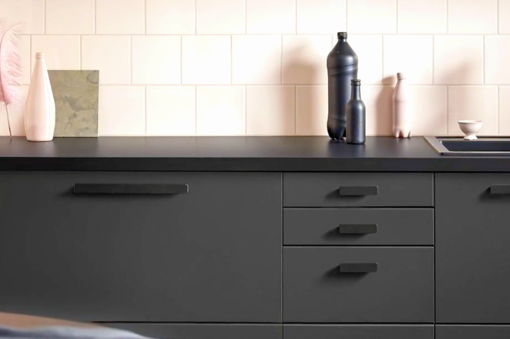 IKEA's New Kitchen Collection Is Made From Recycled Water Bottles