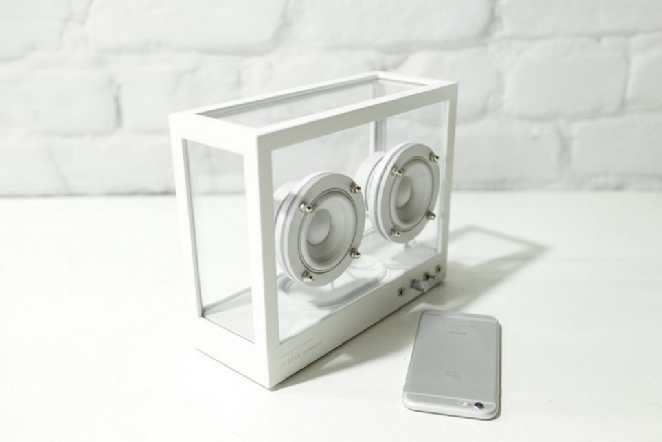 Transparent Speaker Tells You When Parts Need To Be Replaced