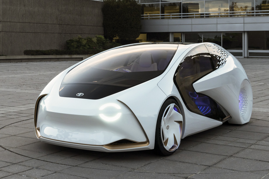 Toyota's Concept-i Car Makes Artificial Intelligence More Human