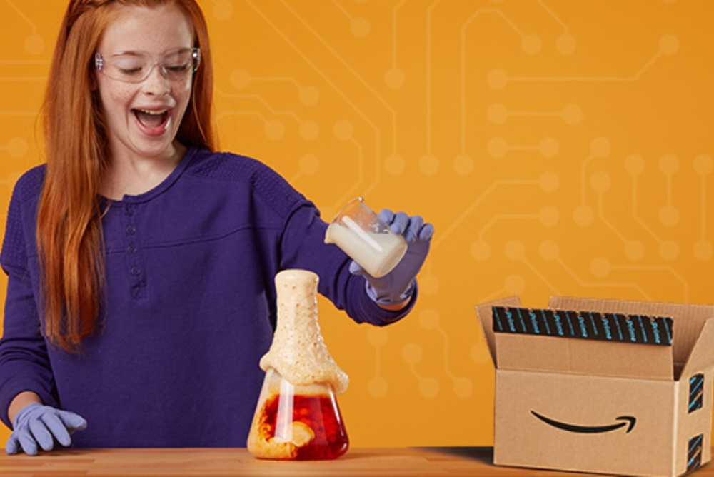 Amazon Launches A Subscription Service For Kids STEM Toys