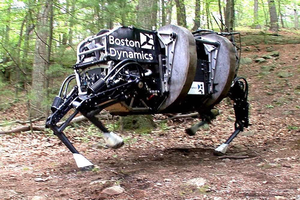 Google's Boston Dynamics Could Soon Use Robotic Dogs To Deliver Packages