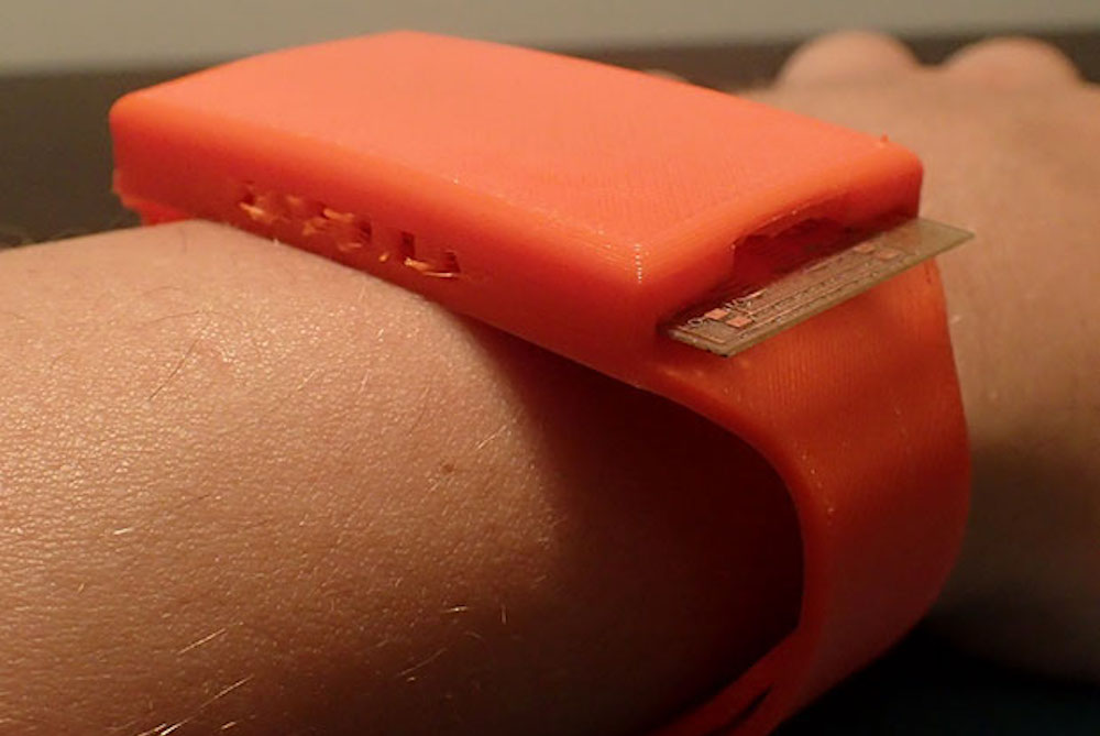 3D-Printed Smartwatch Can Be Manufactured At Home