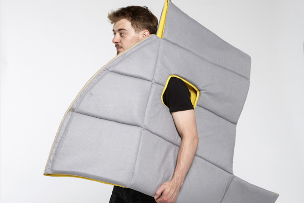 Wearable Furniture For Everyday Use