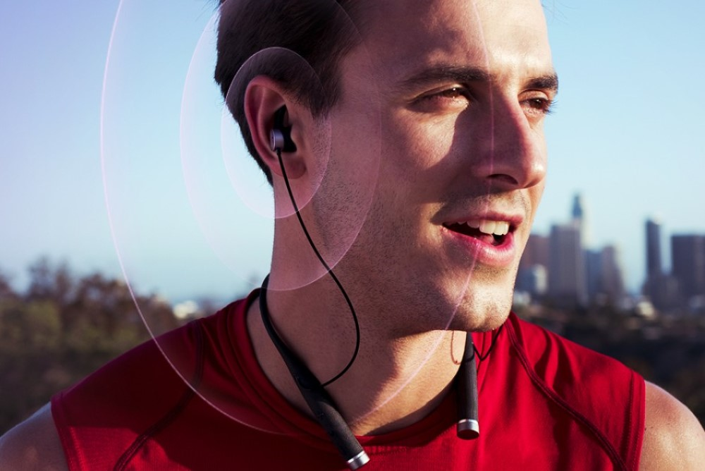 Earbuds Have A Built-In AI Personal Trainer That Grows With Each User