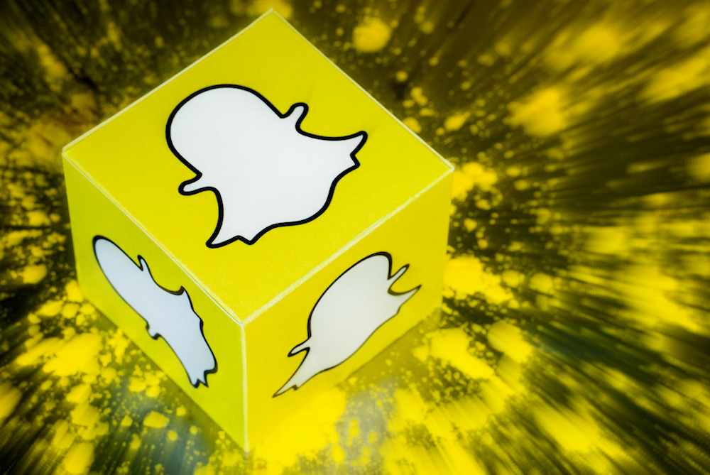 Snapchat Is Getting Into The Reality TV Game
