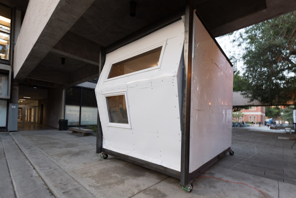 These $25k Pods Fight Homeless Shelter Zoning Laws With Innovation