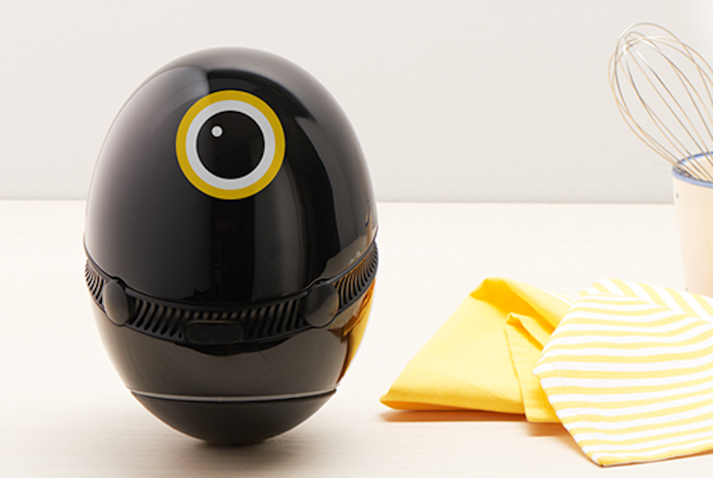 AI-Powered 'Egg' Makes Cooking At Home Easier