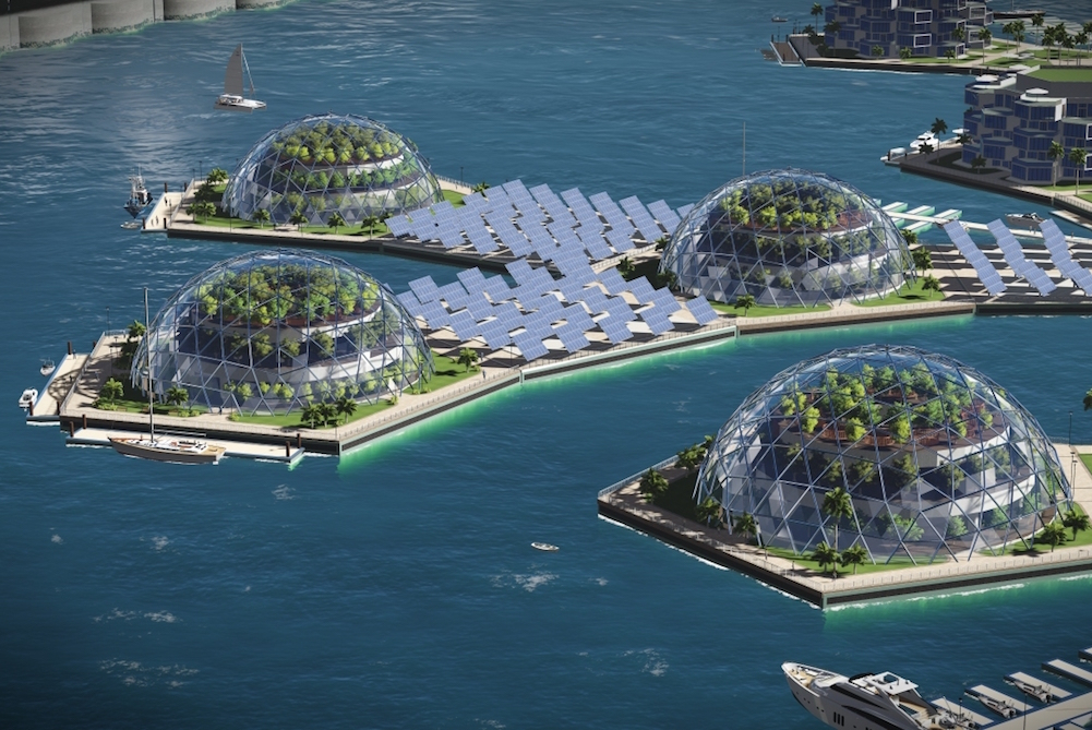 The World's First Floating City Is Set To Be Unveiled In 2020