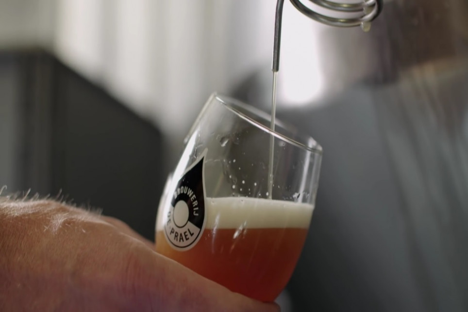 Beer Brewed Using Rain Water From Rooftops