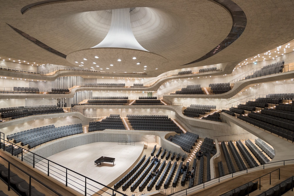 How An Algorithm Helped Design The Perfect Concert Hall