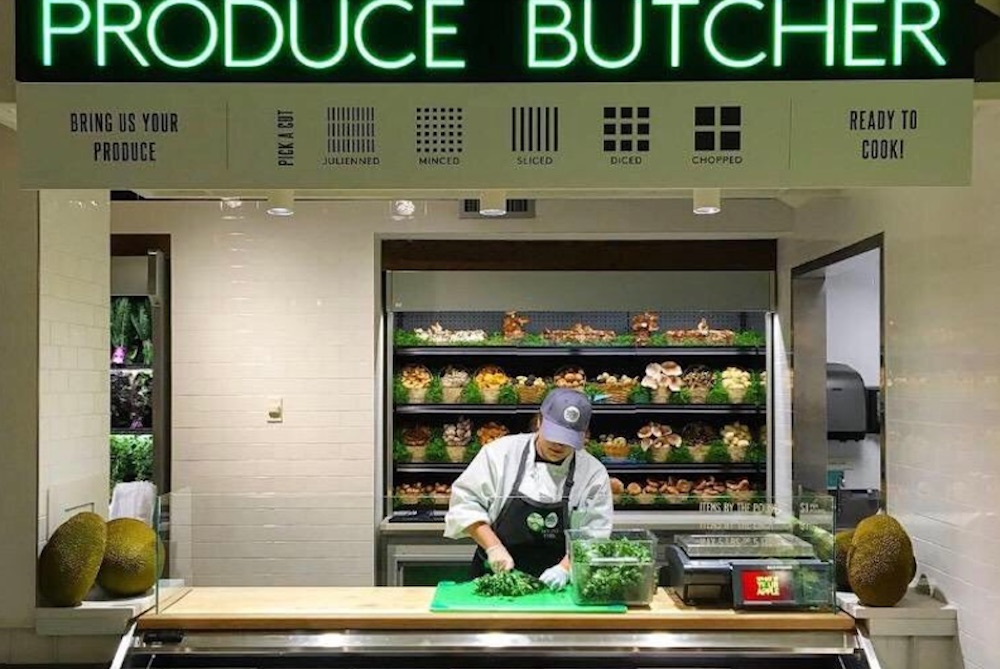 "Whole Foods ""Produce Butchers"" Will Cut Customers Vegetables"