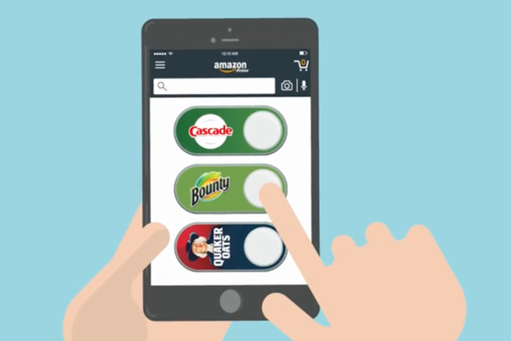 What Is The Value Of A Virtual Amazon Dash Button?