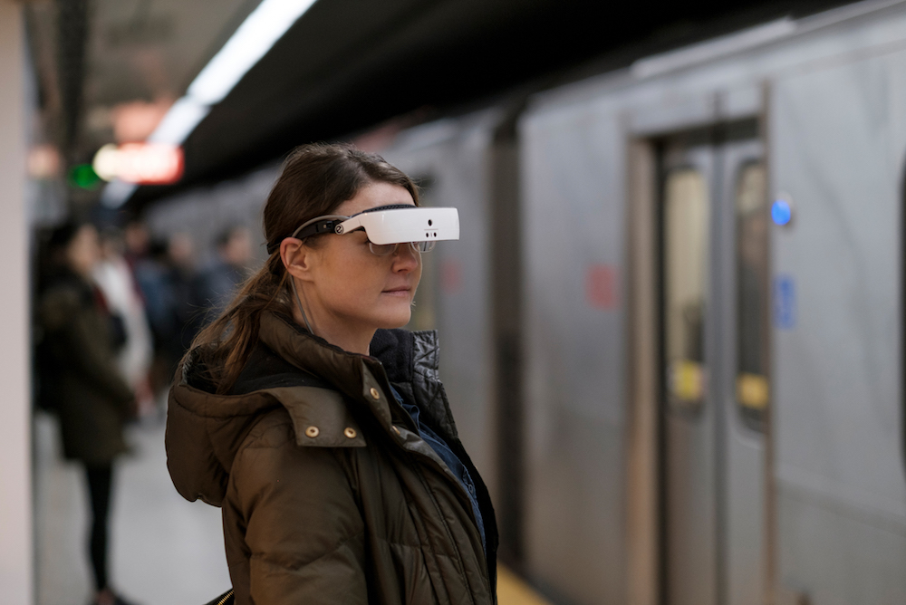 This Headset Is Helping The Legally Blind See Again