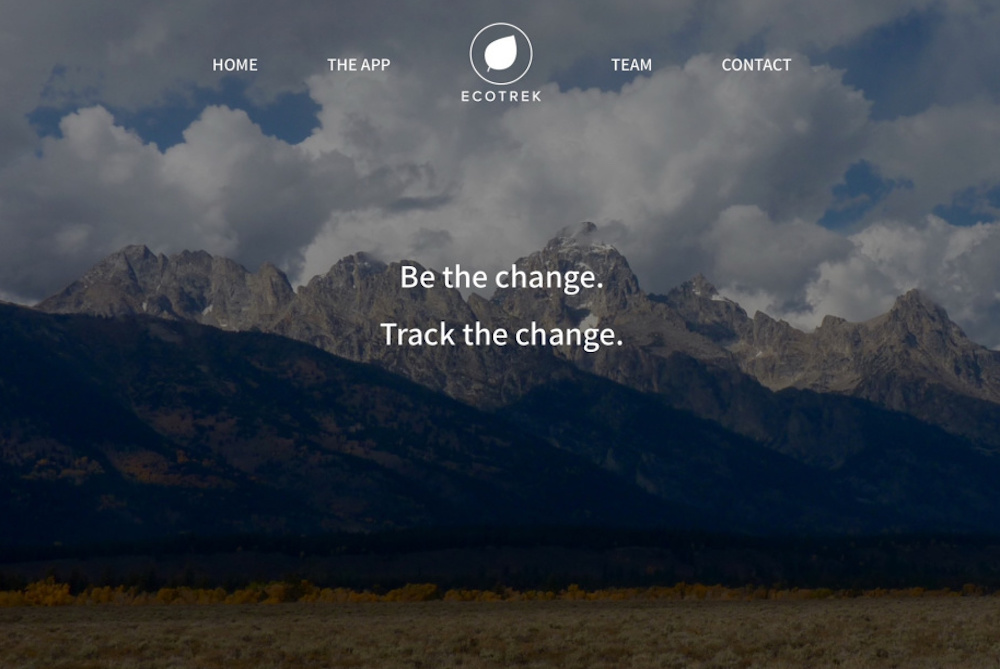 Emissions Tracker Designed To Encourage Environmentally Friendly Travel