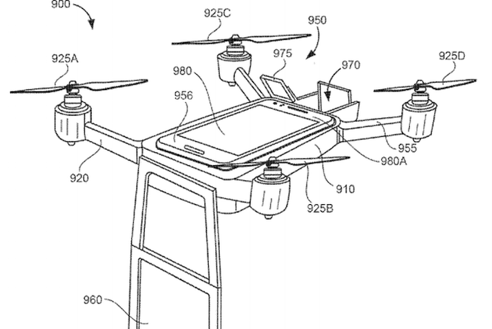 Google Is Developing A Drone For Home Teleconferencing