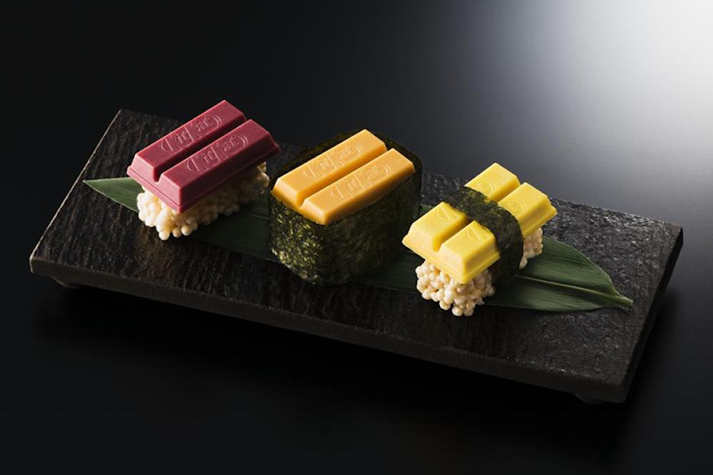Kit Kat Sushi Will Debut In Tokyo