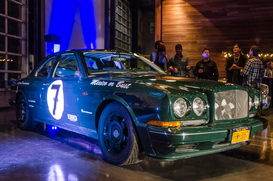 Neurodiverse Teens Restore A Vintage Bentley To Race Across Mexico