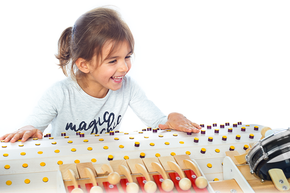 Creative Musical Instrument Helps Kids Learn Basic Coding