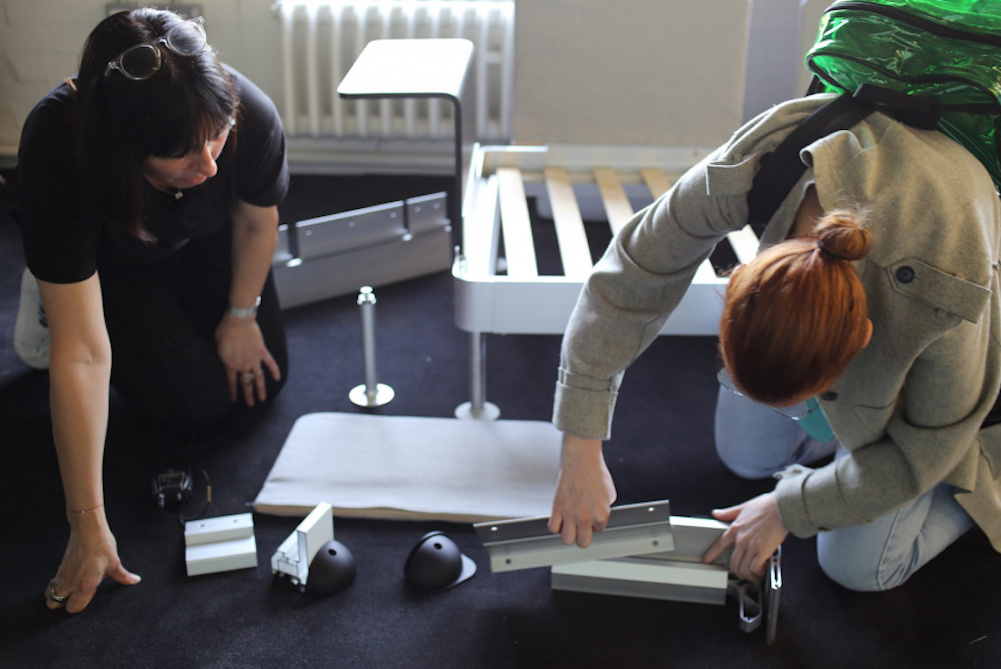 IKEA's 'Open Source' Sofa Lets Builders Customize It To Their Liking