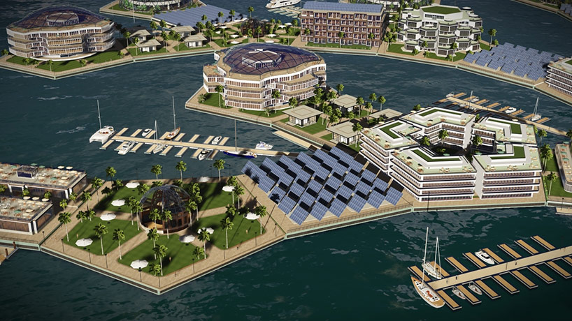 seasteadingin floating city
