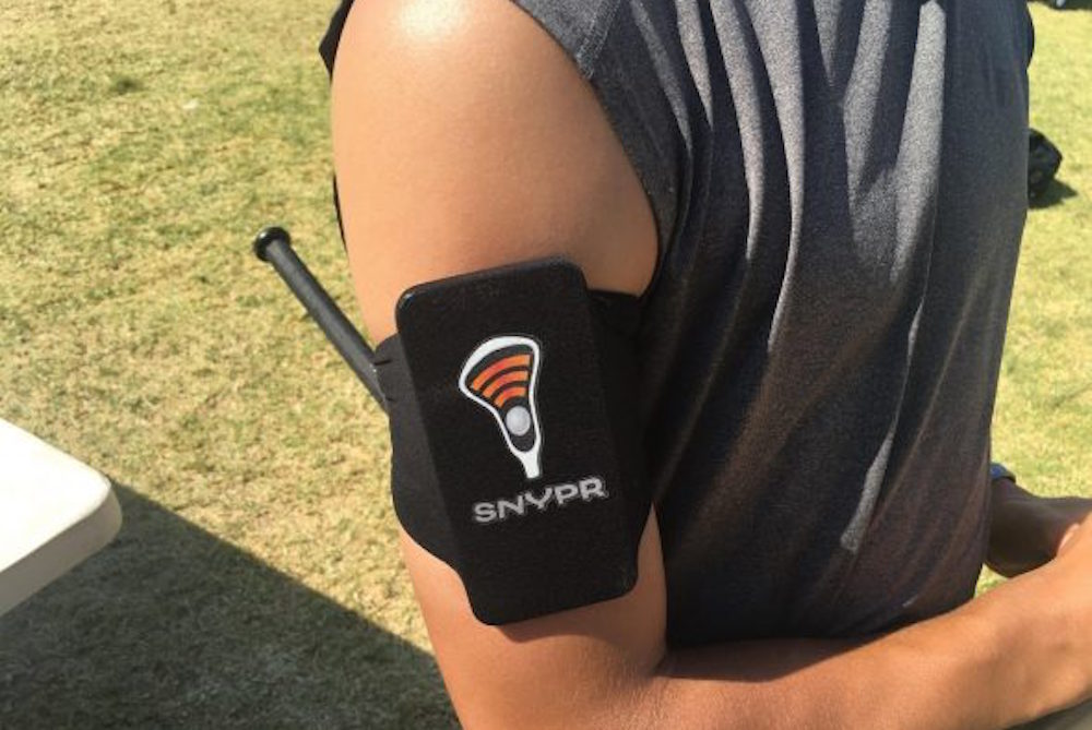 Connected Sportswear Brings Wearable Computing To Lacrosse
