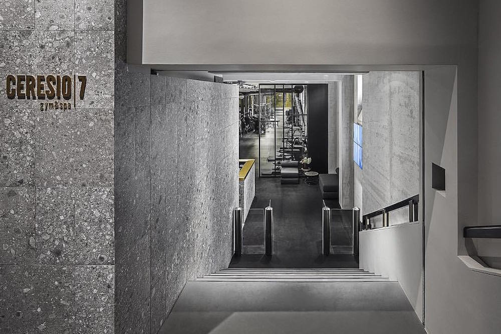 Futuristic Gym Mixes Fashion And Fitness