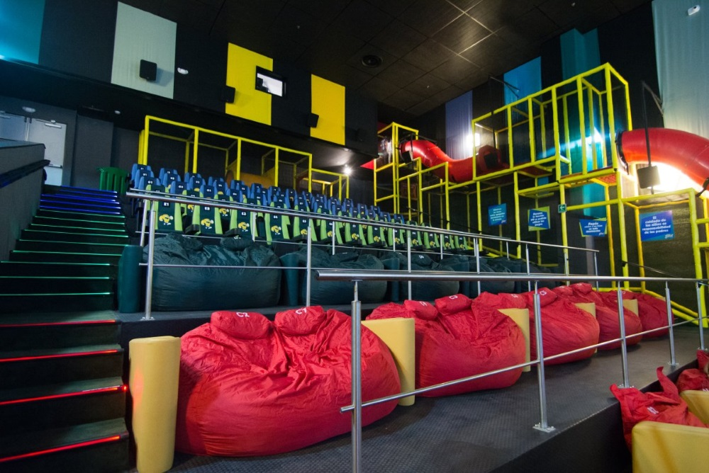 Playground Movie Theater Brings In Younger Audiences