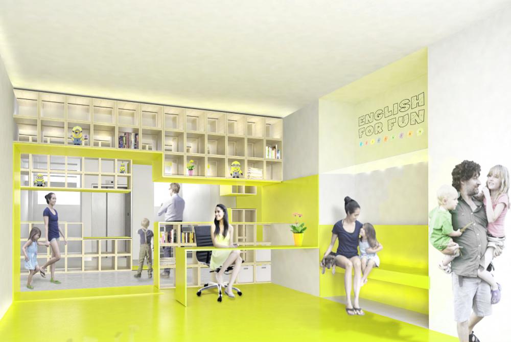 Madrid School Encourages Creativity Through Architectural Design