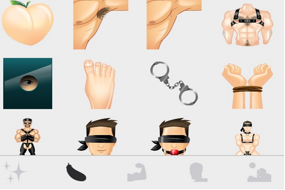 Grindr Launches Its Own Range Of Emojis