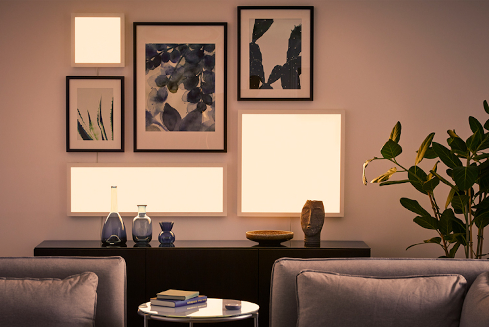 IKEA Is Launching Their Own Line Of IoT Home Lighting