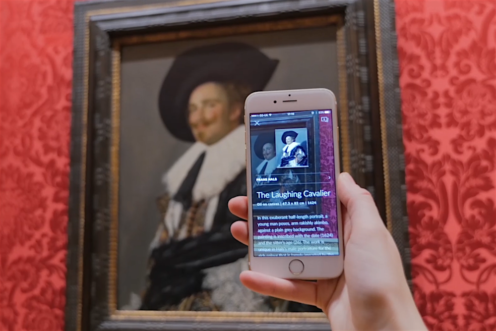 This Shazam-Like App Uses Image Recognition To Scan Paintings