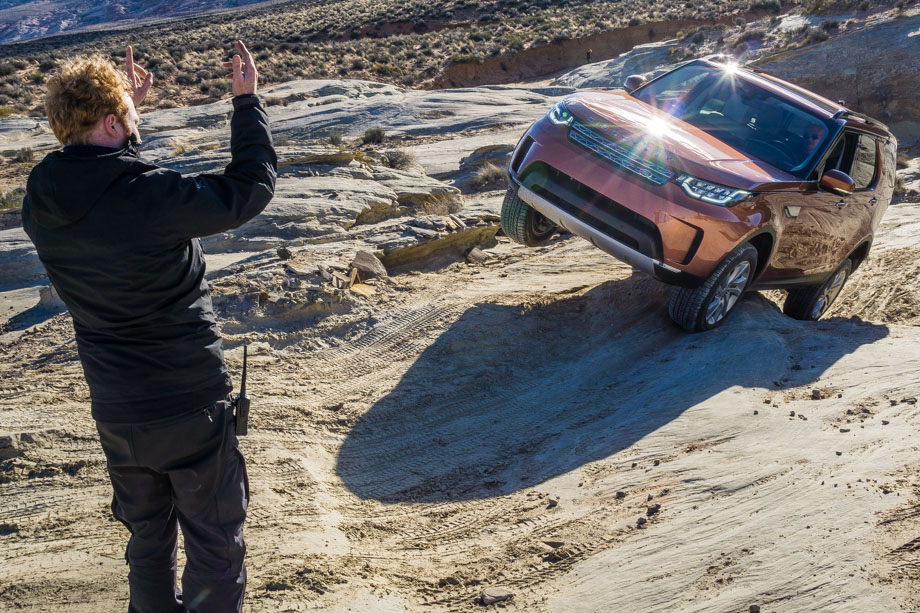 Land Rover's Latest SUV Aims To Make Off-Roading Safer And More Fun