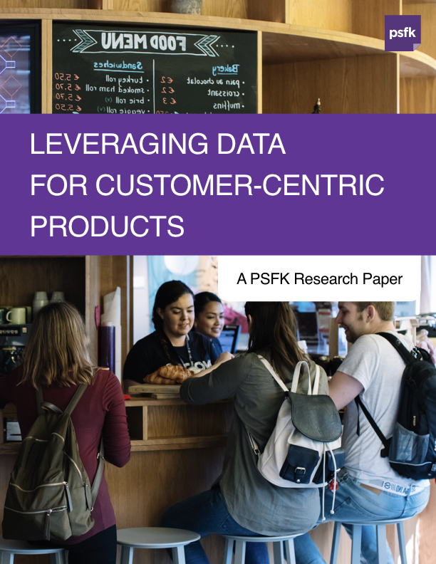 Leveraging Data For Customer-Centric Products