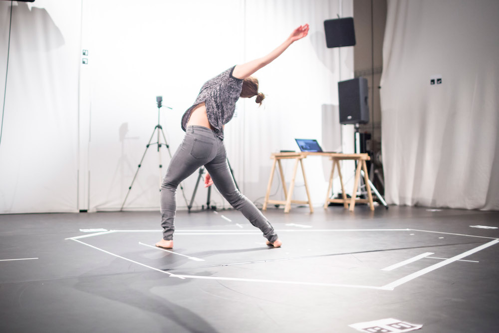 The Program Is Pushing The Boundaries of Contemporary Dance Using VR