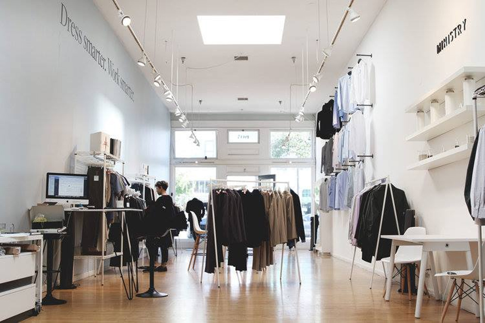 Tech And Clothing Store Prints Your Clothes While You Wait