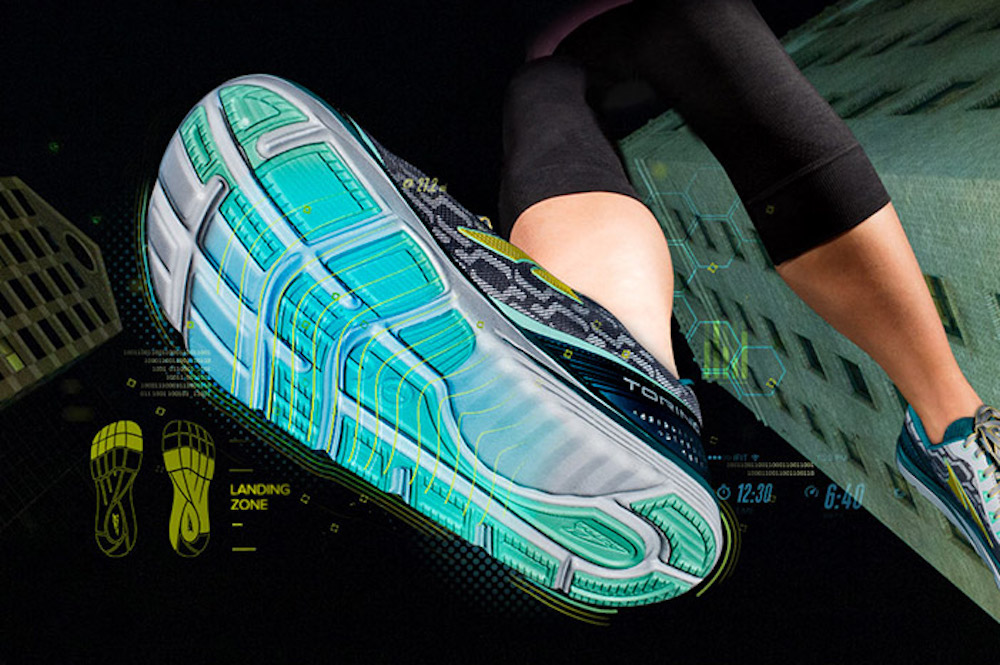 Phone-Connected Shoe Designed To Make Running Safer