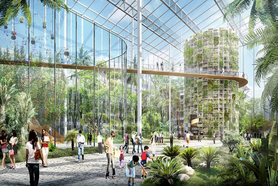 100-Hectare Urban Farm In Shanghai Could Feed Up To 24 Million People