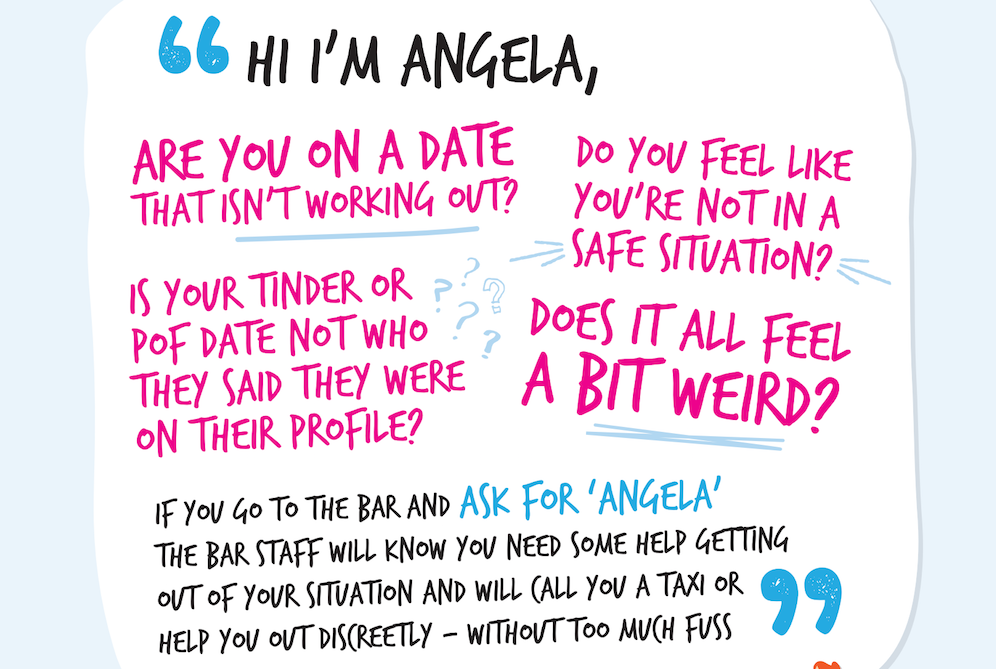 London Bars Fight Sexual Assault With An Empowering Poster
