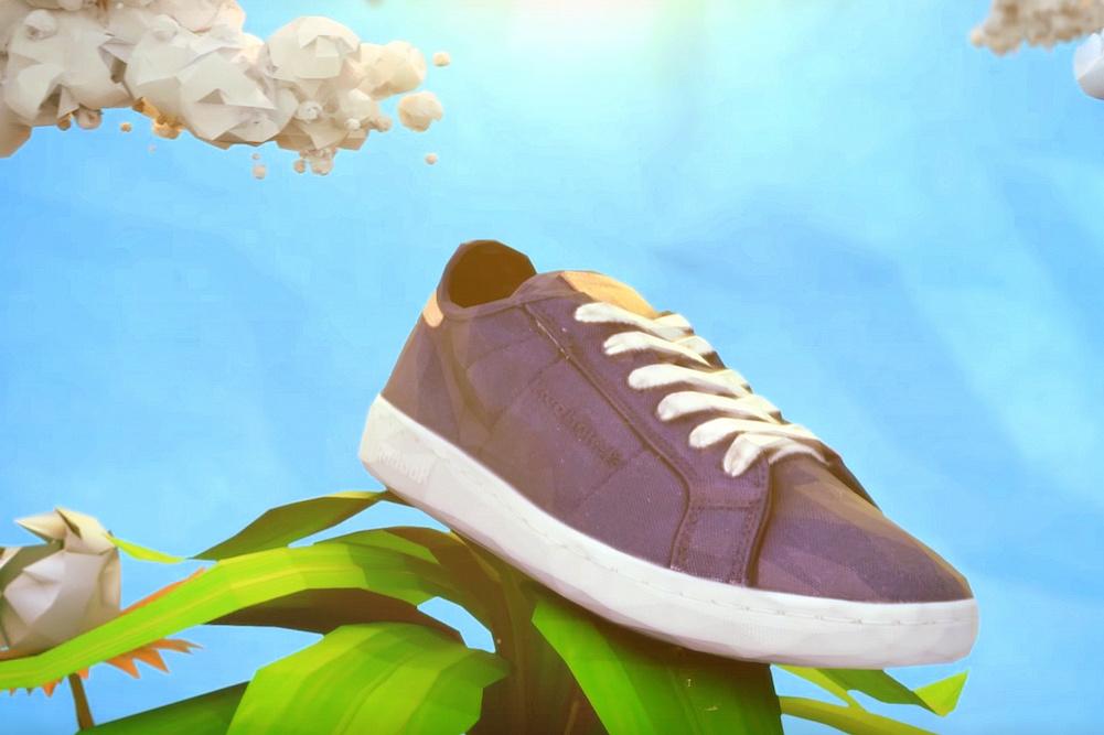 Reebok Is 'Growing' A New Line Of Plant-Based Footwear
