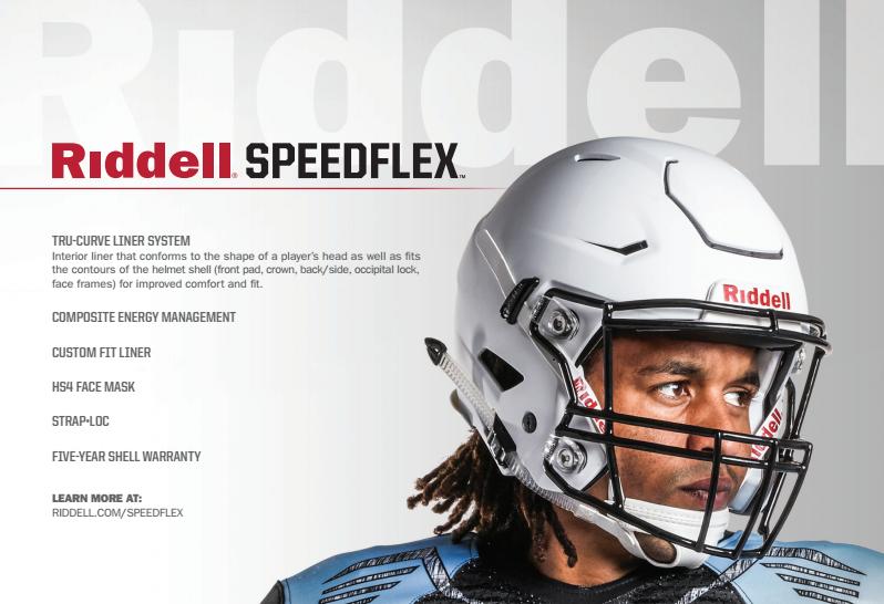 3D Scanned Football Helmet