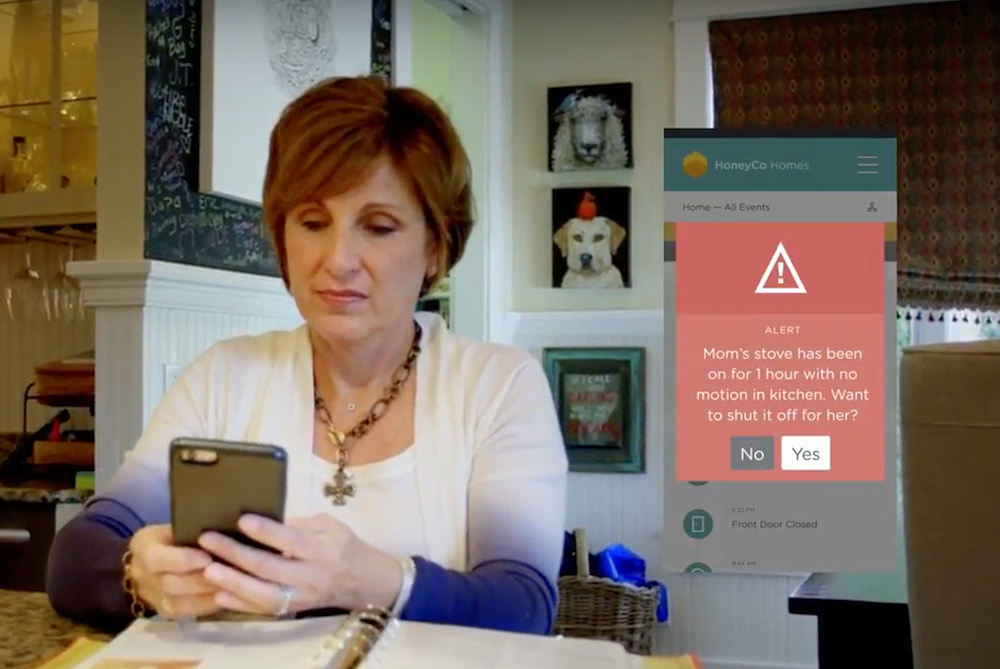 This Smart Home Framework Helps People Better Care For Senior Citizens