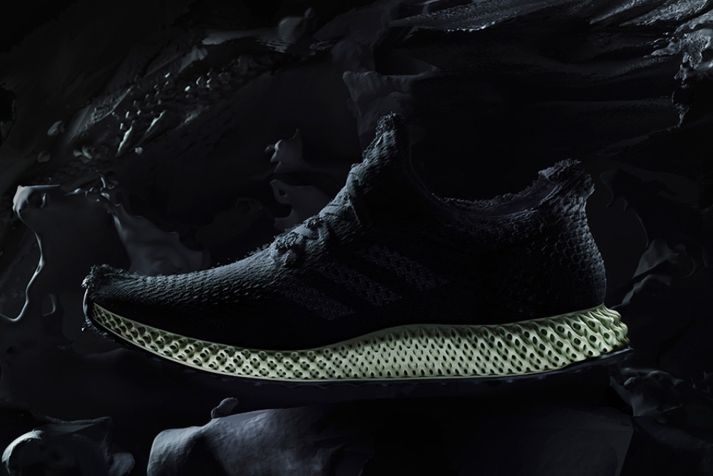 Adidas Is Looking To Create The First Mass-Produced, 3D-Printed Shoe