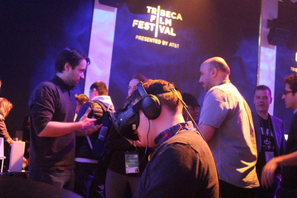 The Tribeca Film Festival Returns With A New Look At VR