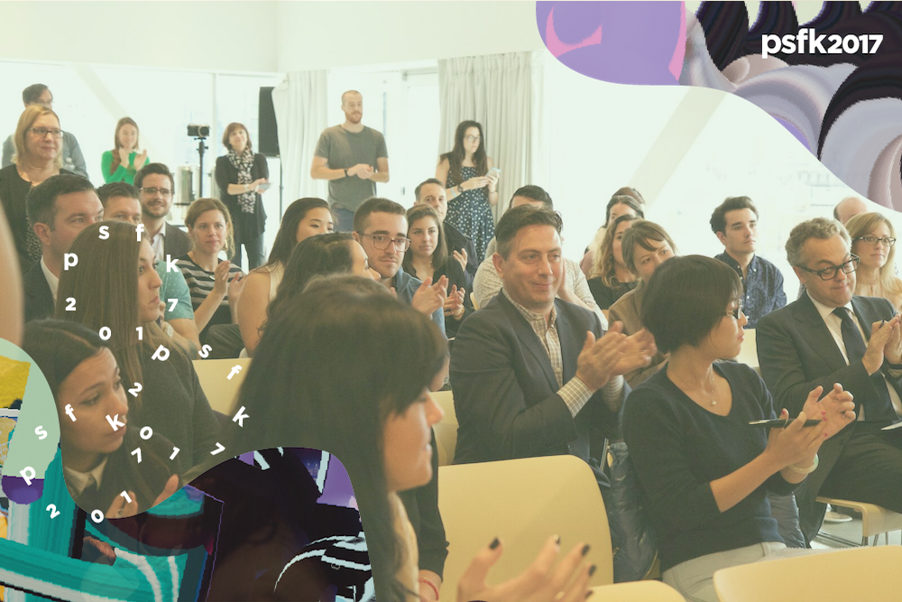 PSFK 2017 Workshop: Learn To Design For The Behaviors Of Your Consumers