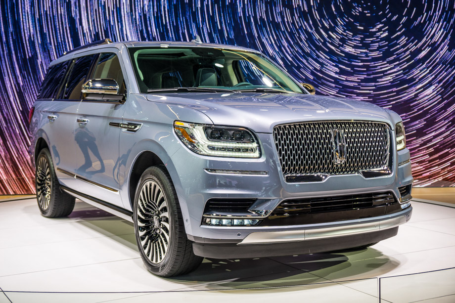 New York Auto Show Shows That SUVs Are Still On Top