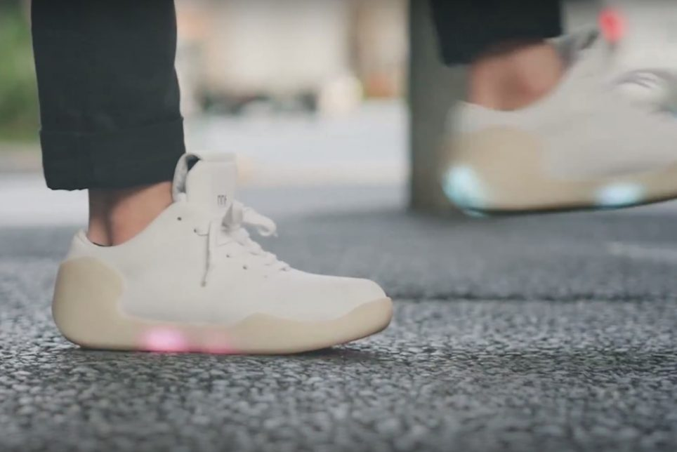 These Musical Shoes Turn Your Footsteps Into A Composition