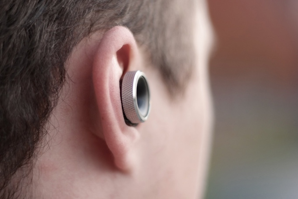 Sound-Dampening Earbuds Let You Control Real World Audio Like A Volume Button