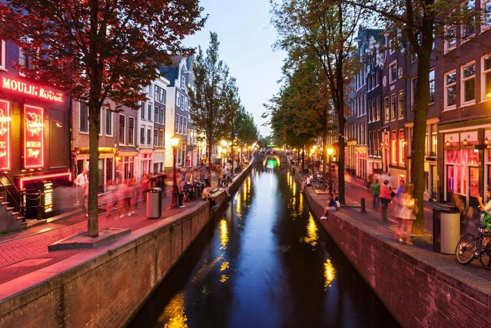 Amsterdam Mayor Opens A Brothel Run By Prostitutes