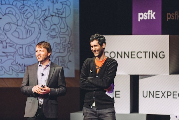 PSFK 2017 Speaker Interview: How Embracing Creative Experimentation Leads To Innovation
