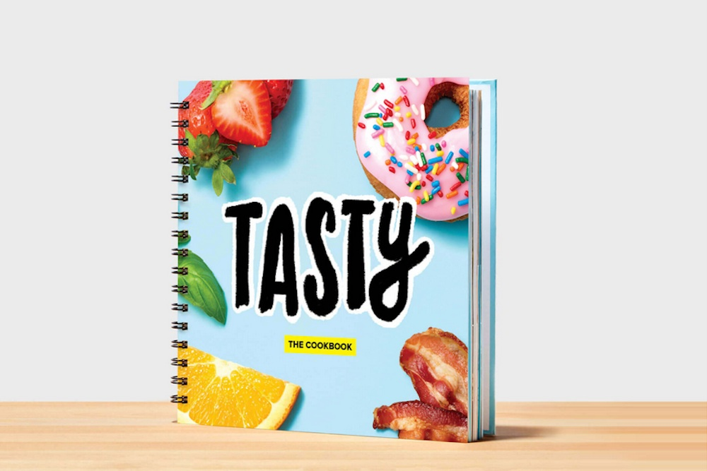 Buzzfeed Puts Out A Cookbook That Is Totally Customizable